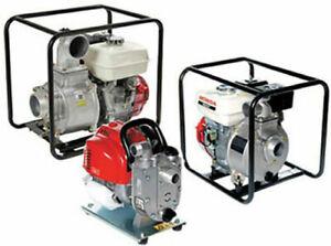 Honda Self-Priming Engine Driven Pump