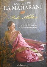 La Nieta La Maharani: Memorias by Maha Akhtar new paperback de Pasion India!