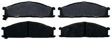 Disc Brake Pad Set-Ceramic Disc Brake Pad Front ACDelco Pro Brakes 17D333C