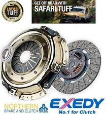EXEDY SAFARI TUFF CLUTCH suits HOLDEN COLORADO LX RC 3.0L 4JJ1TC 2008-12