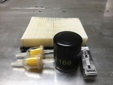 Club Car Tune Up Kit DS Models Gas Golf Cart 1992 & Up  Air Oil Inline Fuel