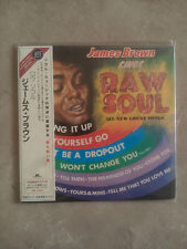 James Brown Raw Soul JAPAN MINI LP CD SEALED