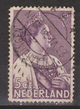NVPH Netherlands Nederland 265 TOP CANCEL VLAARDINGEN 1934 Crisiszegel