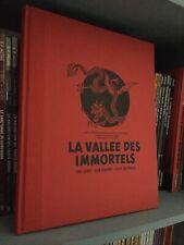 Blake & Mortimer : La Vallée des Immortels - Tirage numéroté + 1 ex-libris signé