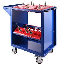 Bt40 Cnc Tool Trolley Cart Holders Toolscoot Super Cat40 Ct40 40 Taper Nmbt40