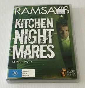 Ramsay's Kitchen Nightmares: Series 2 DVD 2 Disc Set