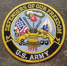 U.S. Marine Corps Defenders Of Our Freedom 1775 Embroidered Jacket Patch