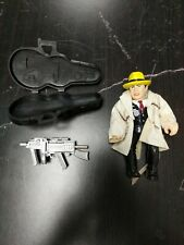 1990 Disney Dick Tracy Coppers & Gangsters Playmates with Machine Gun Guitar!