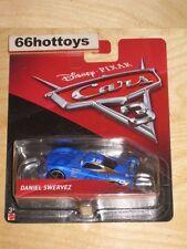 Disney Pixar Cars 3 Daniel Swervez #19 2017 NEW