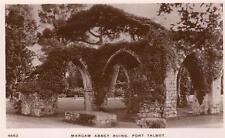 Margam Abbey Ruins Port Talbot unused RP old pc WHS Kingsway 4663