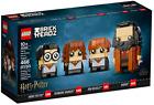 Lego 40495 BrickHeadz Harry Potter: Harry, Hermione, Ron & Hagrid - NEW