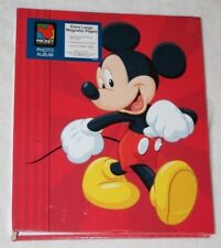Disney Mickey Unlimited Mickey Mouse Photo Album 60 Photo Pages