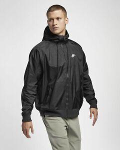 Nike Men's Sportswear Windrunner (Black)