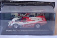 PORSCHE 956 Lammers / Palmer / Lloyd 1983  24H DU MANS 1/43   ALTAYA / IXO