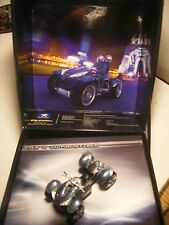 voiture 1/43 eme Coffret Collection NOREV PEUGEOT QUARK Concept Paris 2004 Quad