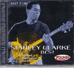 ZOUNDS - STANLEY CLARKE - Hot Fun - Best - audiophile CD 1999
