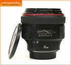Canon EF 85mm F1.2 L II USM Lens for Canon EOS + Free UK Post