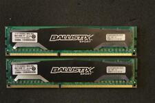 Crucial Ballistix Sport 8 GB (2x4GB) BLS4G3D1609DS1S00 DDR3 PC3-12800   #38135