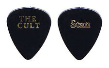 New listing The Cult Stan Guitar Tech Black Guitar Pick - 2002 Beyond Good and Evil Tour