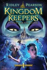 Complete Set Series - Lot of 8 Kingdom Keepers books Ridley Pearson YA Disney