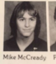 Mike McCready HIGH SCHOOL Yearbook Pearl Jam, Temple Of The Dog Chris Cornell