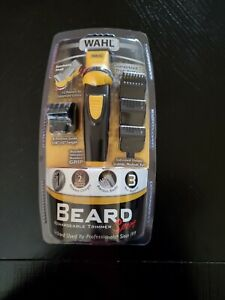 WAHL Sport BEARD Body Hair Rechargeable Self-Sharpening T Blade & Detail Trimmer
