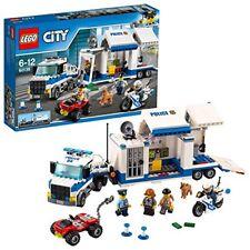 Lego (Lego) City Police Track Headquarters 60139