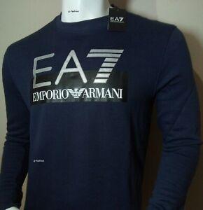 Men's Long Sleeve Emporio Armani / EA7 Sweatshirt **