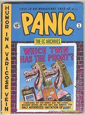 EC Archives: PANIC, Vol. 1