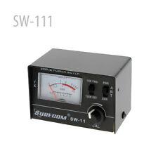 SURECOM SW-111 100 Watt SWR / POWER Meter for CB Radio ANTENNA (126371)