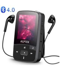 16GB Clip MP3 Player with Bluetooth 4.0
