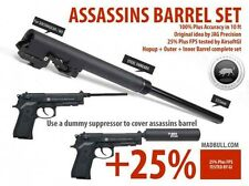 MADBULL Assassins 235mm barrel set for Socom Gear / WE M9A1 Airsoft Softair