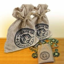 Harry Potter Gringotts Galleons Sickels Knut Cosplay Coin Magic Bag Toys Gift