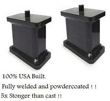 "Chevrolet GMC Sierra Silverado 1999-2006 4"" Rear Angled Lift Blocks"