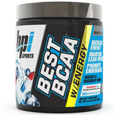 BPI Sports Best BCAA w/ Energy Boost Your Performance & Endurance 25 Serv