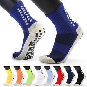 Men's Anti-Slip Socks Football Socks Non Slip Sports Athletic Soccer Socks