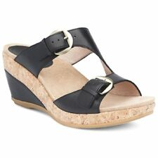 Able Dansko Womens Sage Wedge Sandal Clothing, Shoes & Accessories Comfort Shoes