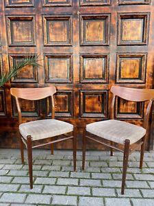 1/6 Stuhl im danish Design Lübke Bauhaus Stil Vintage Art Rare Vintage Chair