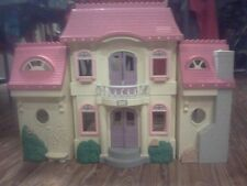 FISHER PRICE LOVING FAMILY 1997 DOLLHOUSE # 4649 GREAT STARTER DOLLHOUSE