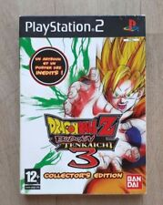 Dragon Ball Z Budokai Tenkaichi 3 Collectior's Edition - Playstation 2 PS2 - TBE