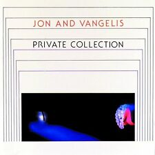 Jon And Vangelis Private Collection CD NEW SEALED Anderson Yes He Is Sailing+