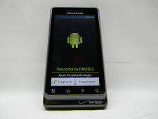 Motorola Droid 2 8GB Black Android Smartphone Verizon #619
