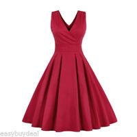 Plus Size Vintage 1940s 50s Rockabilly Evening Swing Skaters Tea Dance Tea Dress