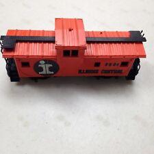 AHM Illinois Central 9504 Caboose Train Car HO Scale