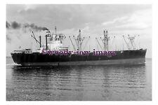 mc5024 - American Cargo Ship - Green Springs , built 1945 - photograph