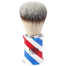 Omega Shave Brush Hi- Brush Barberpole 0146735 - 146735 Synthetic