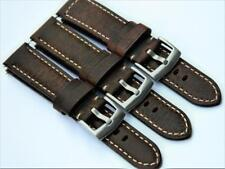 Handmade Watch Strap Padded Genuine Calf Leather Antique Style Effect