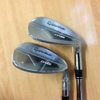 New TaylorMade M6 Sand or Gap Wedge with KBS MAX Steel 85g Shaft -choose Flex