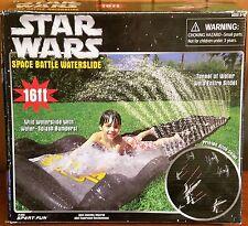 NEW Star Wars Space Battle Waterslide 16 ft by Sport Fun NIB Kids Summer Fun