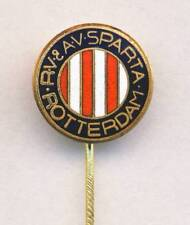 old SPARTA ROTTERDAM Football Club PIN BADGE Soccer HOLLAND Netherlands